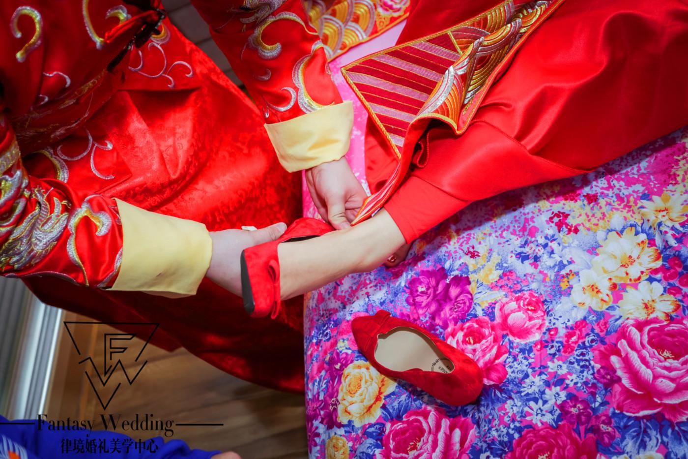 「律境婚礼」&G R 白金汉爵10