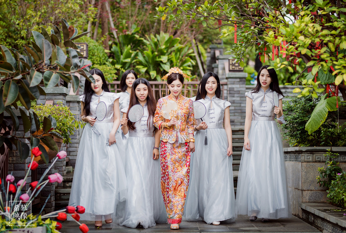 HT&CLY's Wedding day21