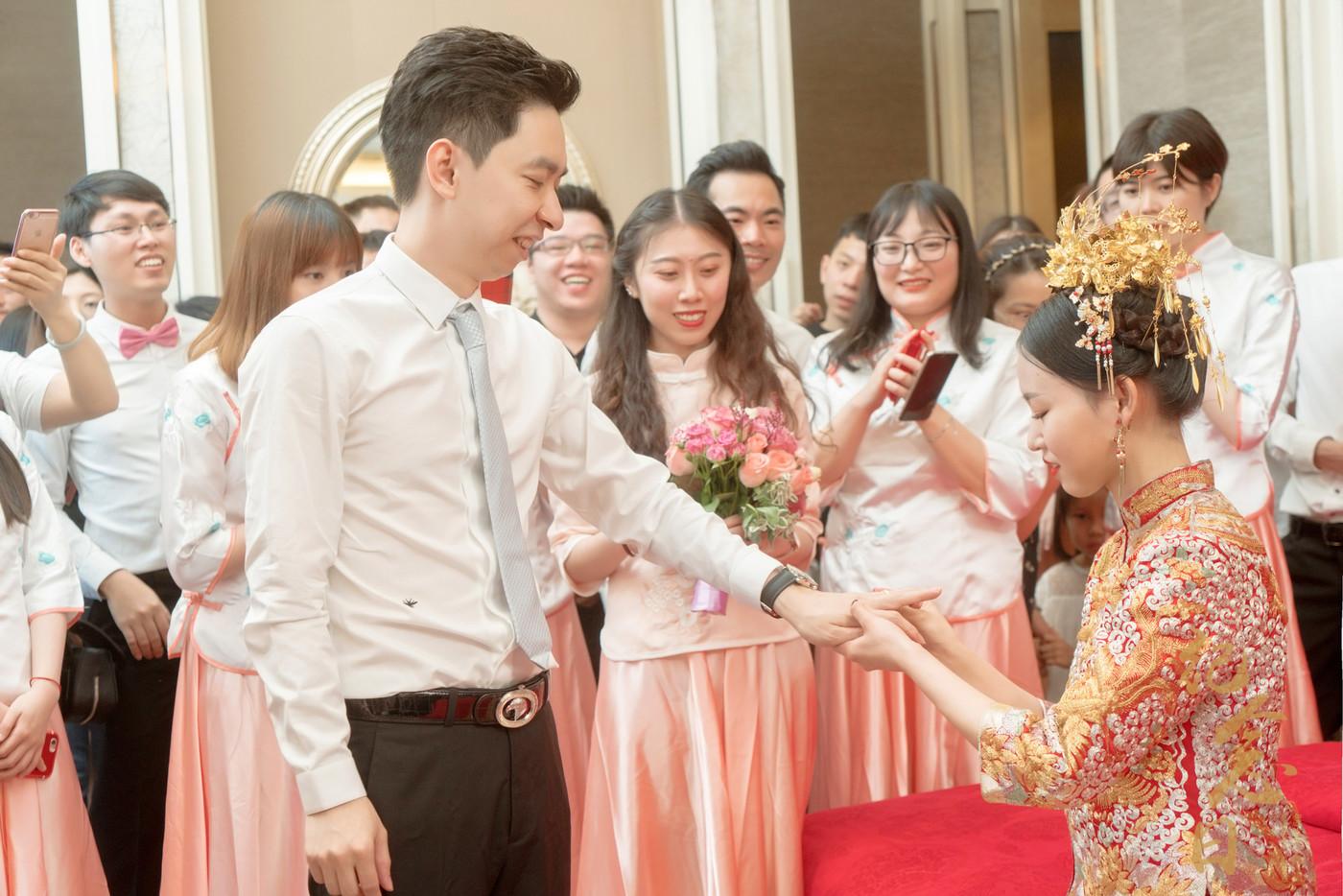 婚礼跟拍 | 学平&丽丽50