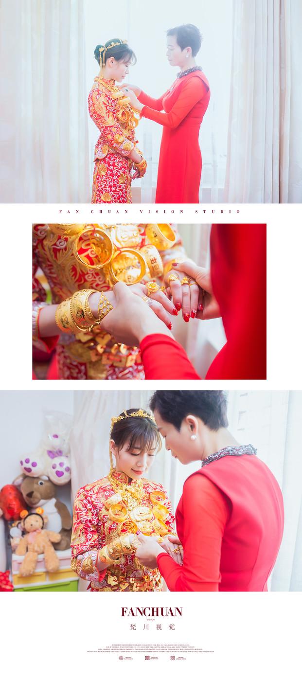 相偎相依【婚礼跟拍】8