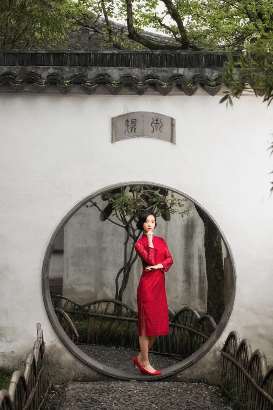 [KAI 旅行婚纱]姑苏城外,夜半钟声1
