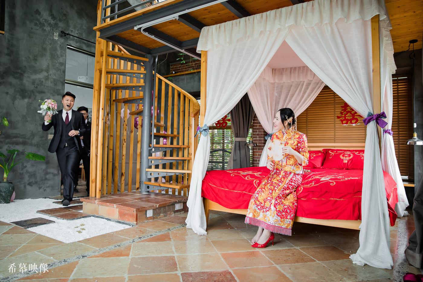 ZH&WX's Wedding Day42