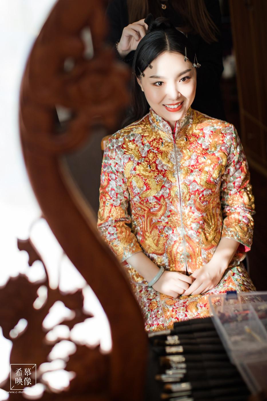 HY&Leo's Wedding day12