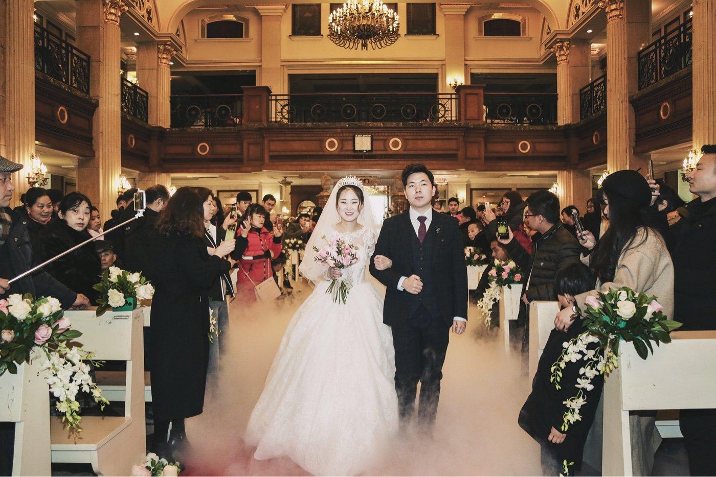 「Fantasy Wedding」&明珠教堂⛪9