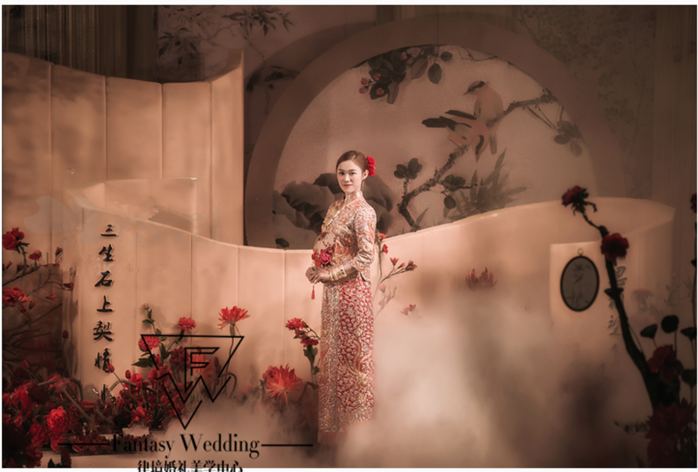 「Fantasy Wedding」 景秀未央29