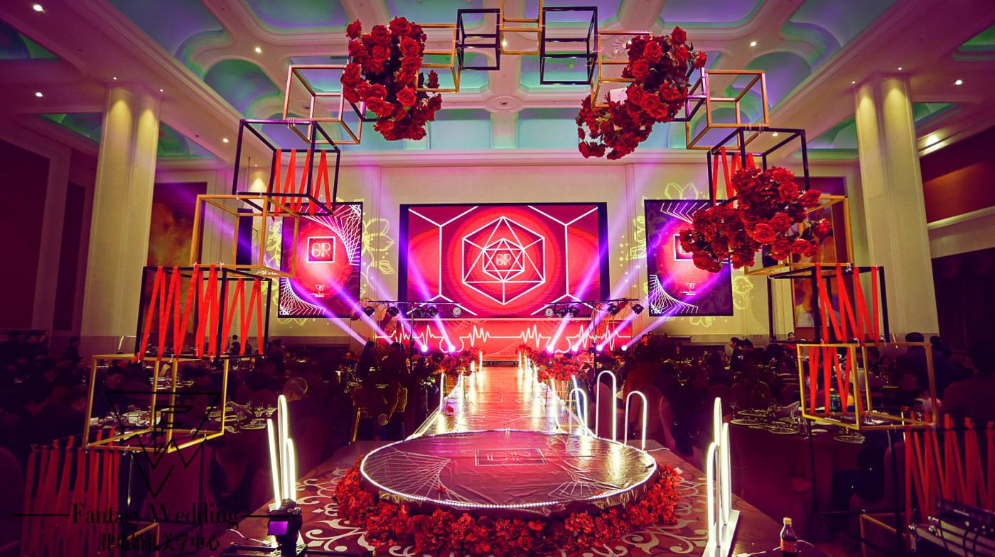 「Fantasy Wedding」&G R 白金汉爵20