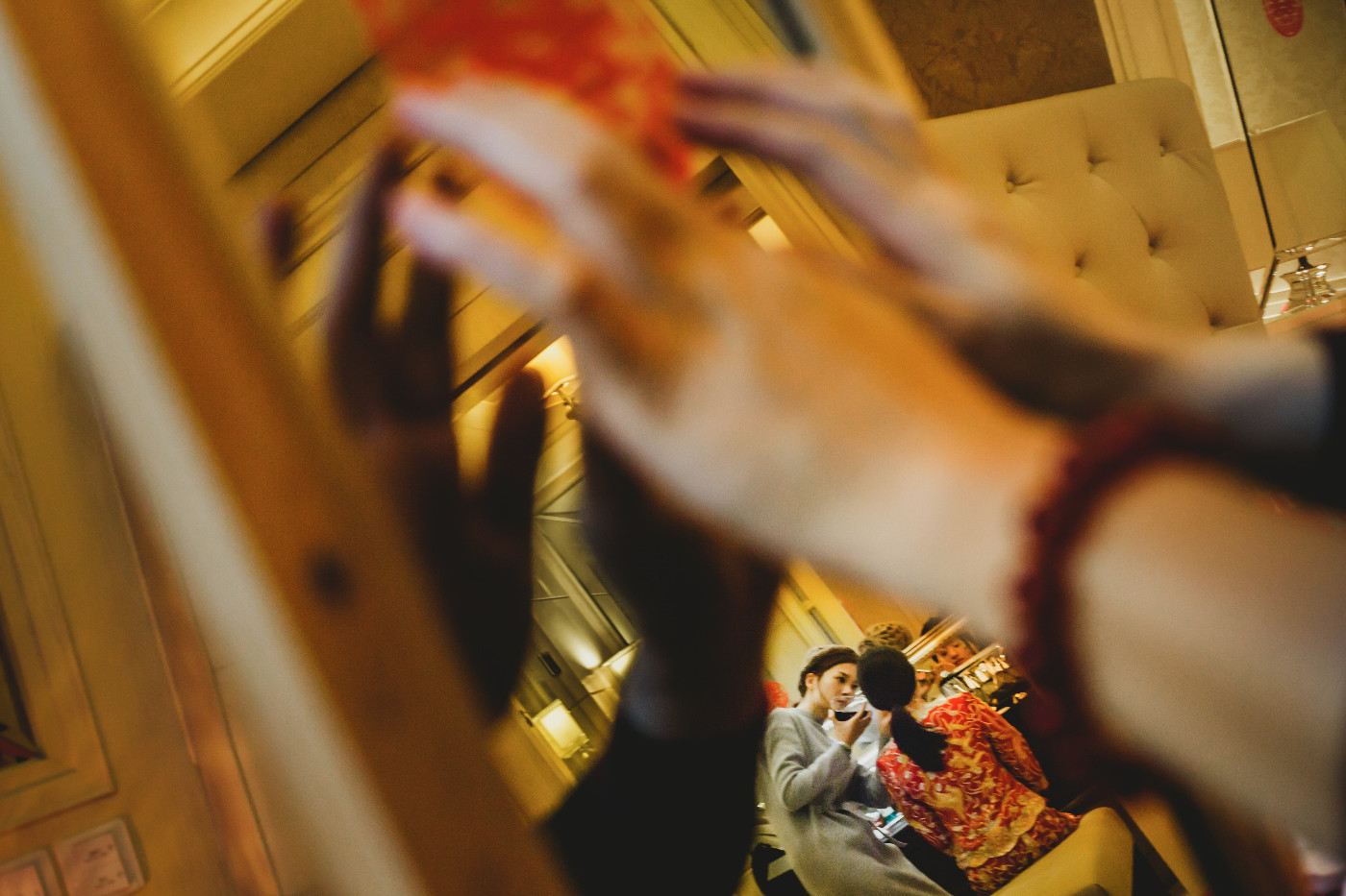 Ruan + Dai Wedding10