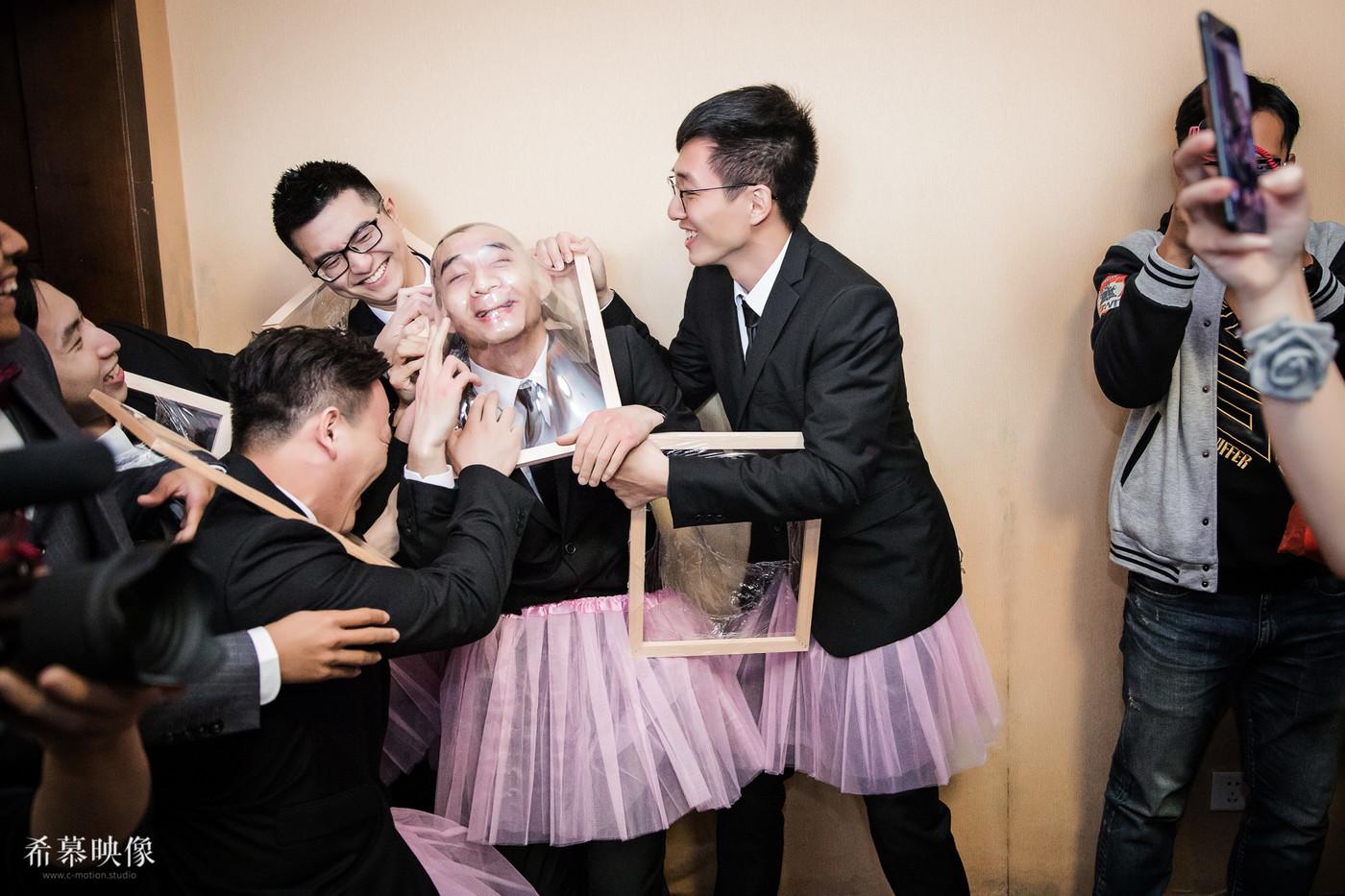 SY&YY's Wedding day17