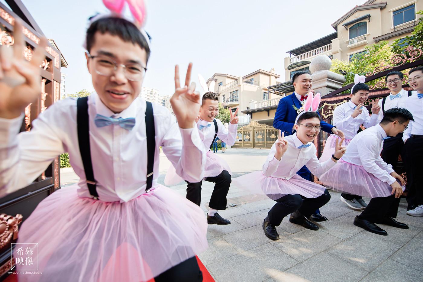 HY&Leo's Wedding day22