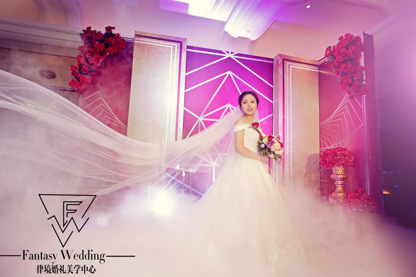 「Fantasy Wedding」&G R 白金汉爵24