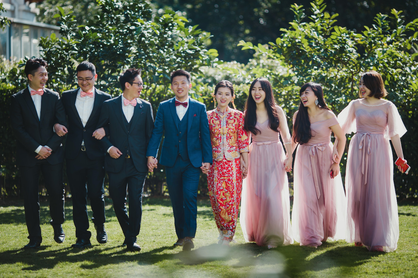 Ruan + Dai Wedding28