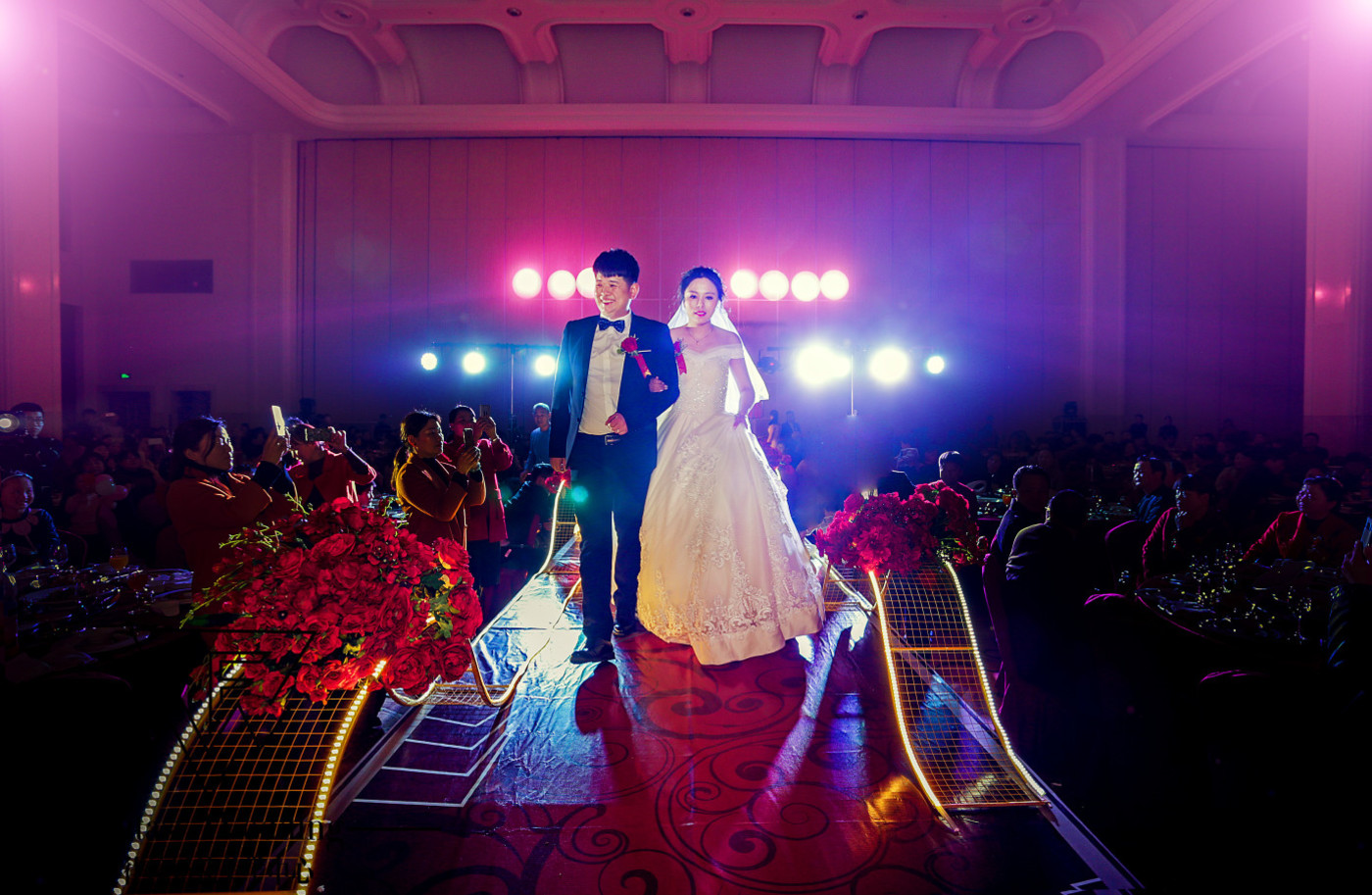 「律境婚礼」&G R 白金汉爵25