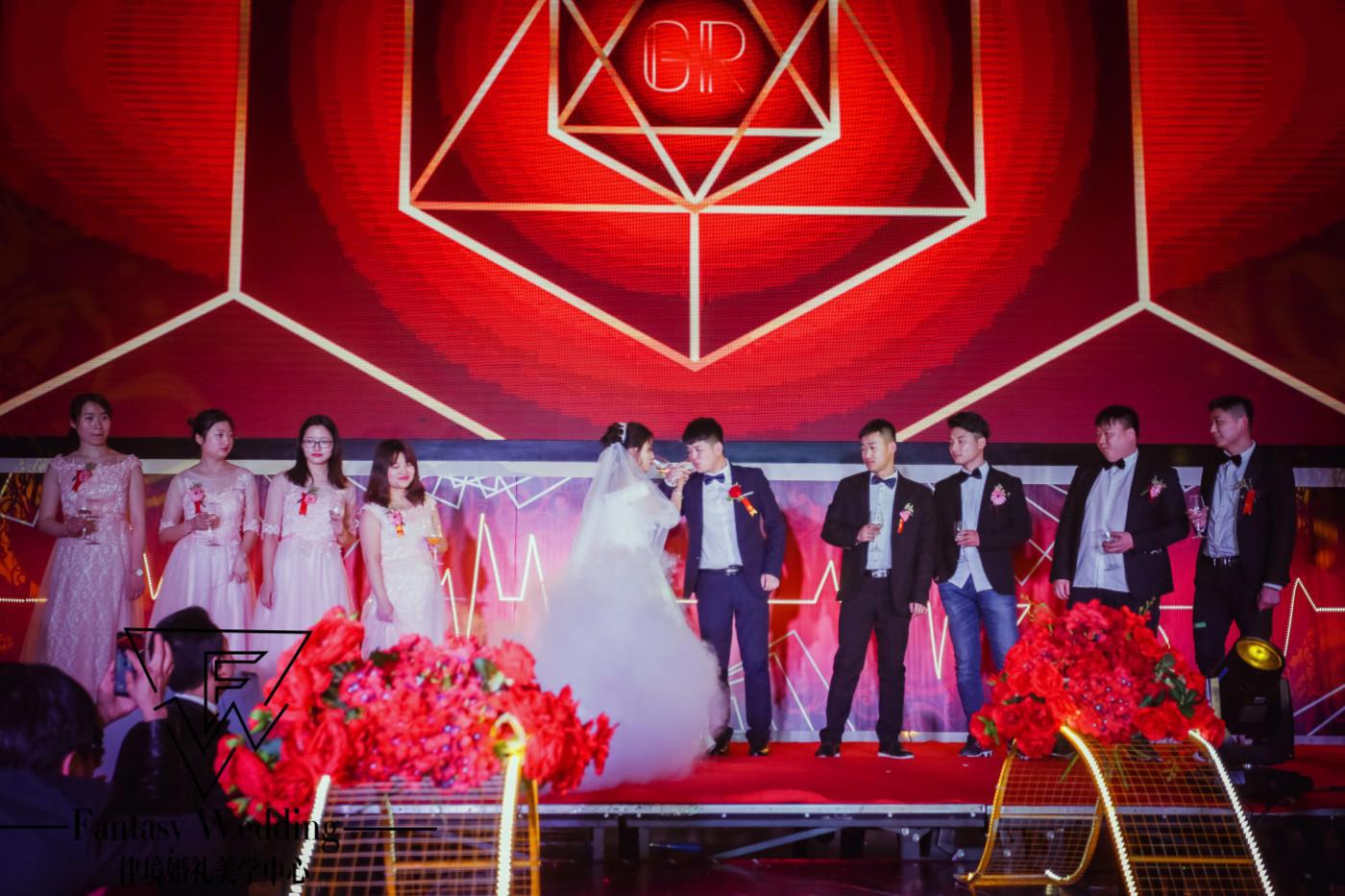 「Fantasy Wedding」&G R 白金汉爵26