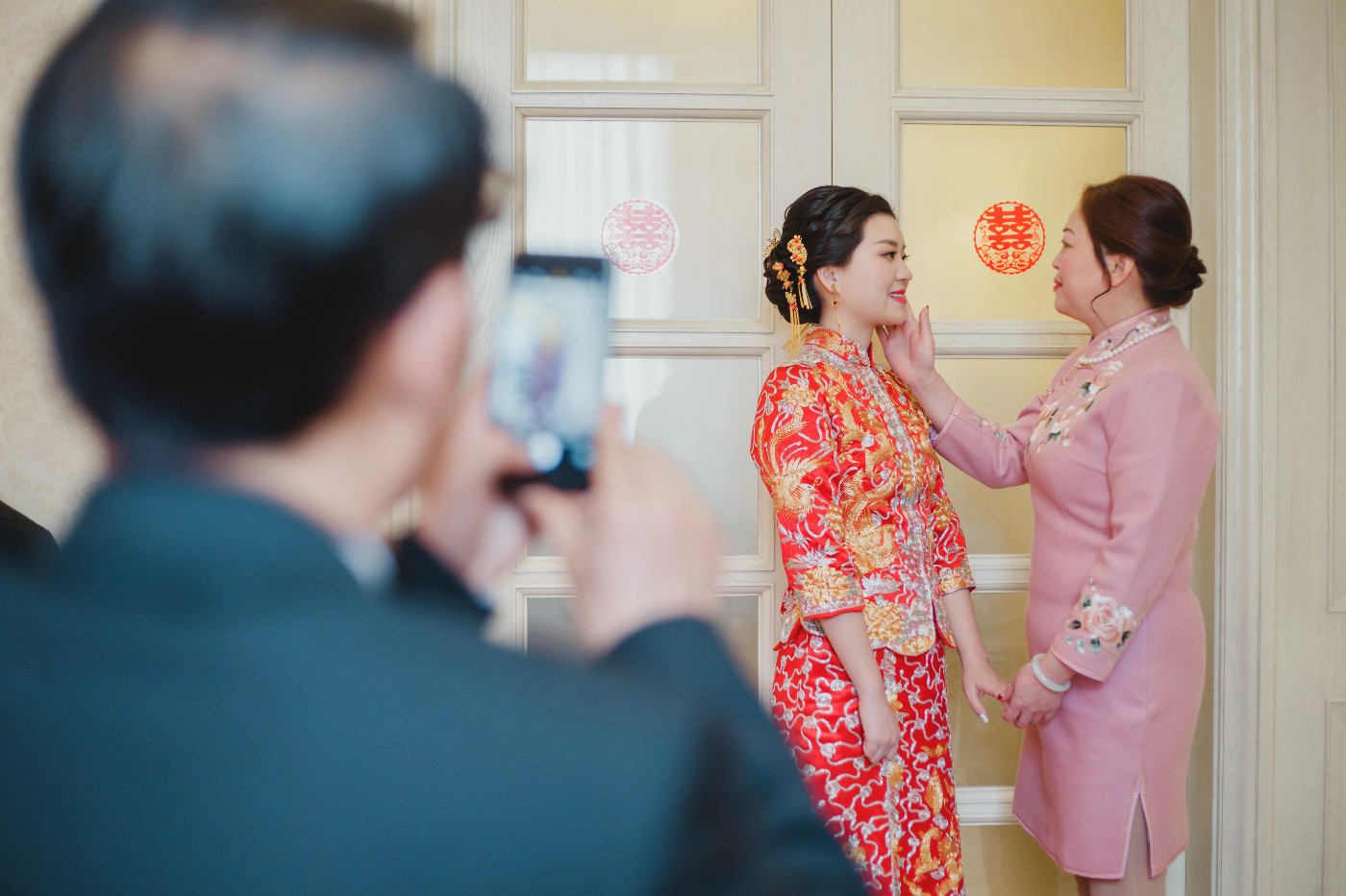 Ruan + Dai Wedding13