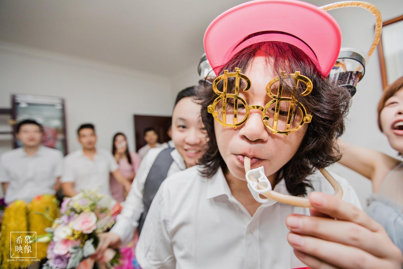 WY&CM's Wedding day7