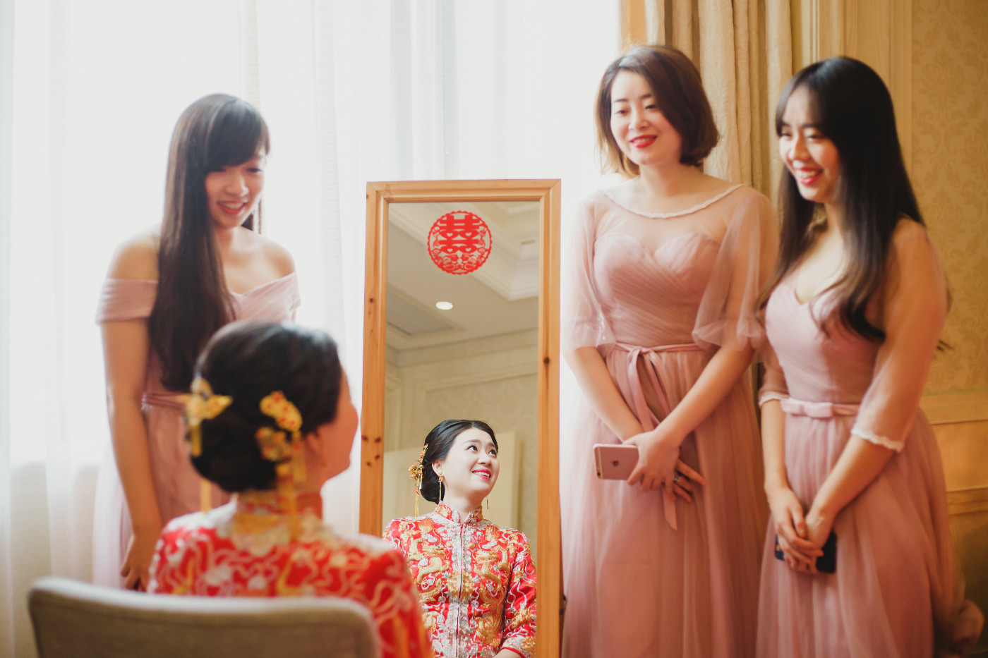 Ruan + Dai Wedding11