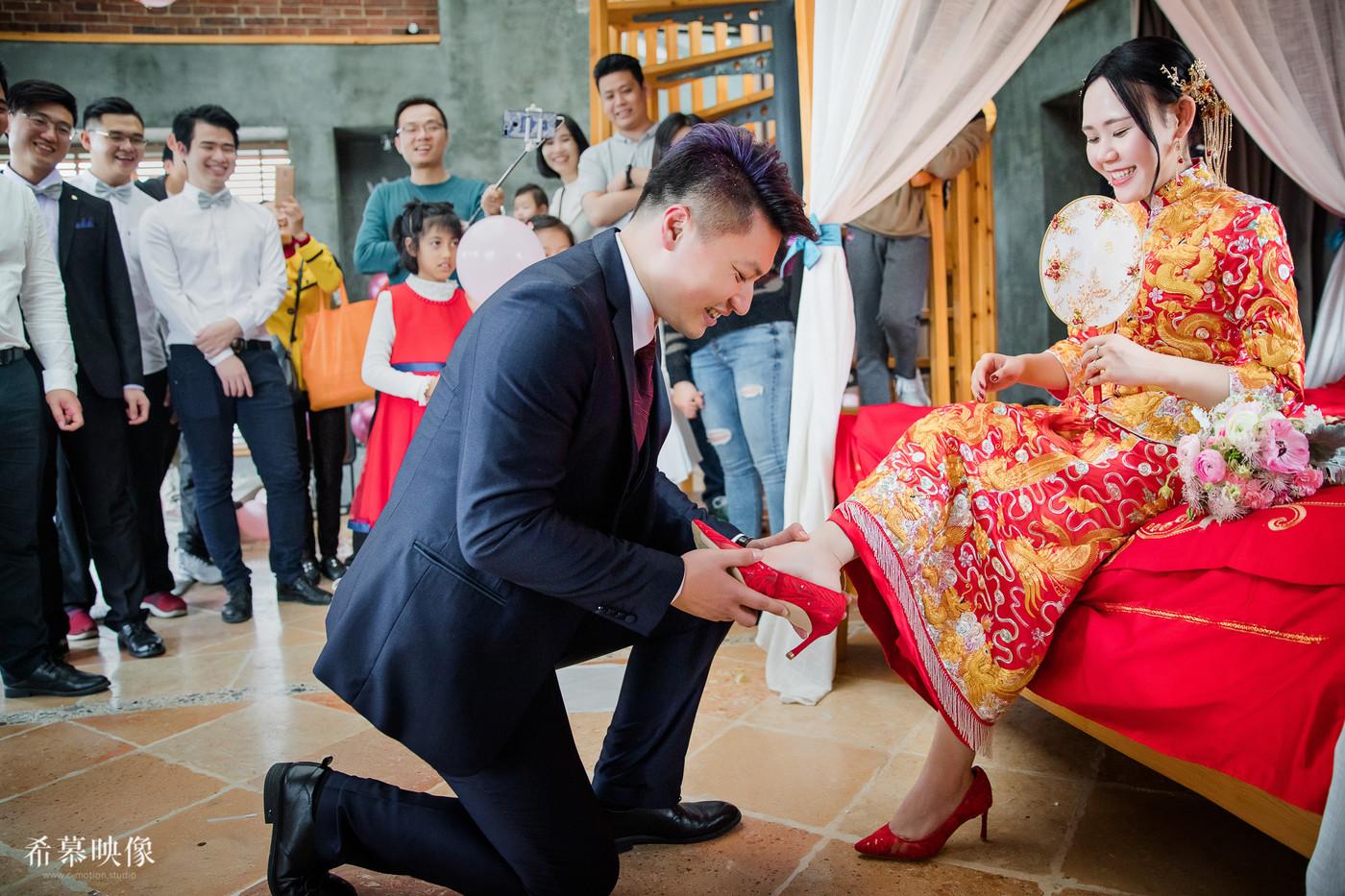 ZH&WX's Wedding Day43
