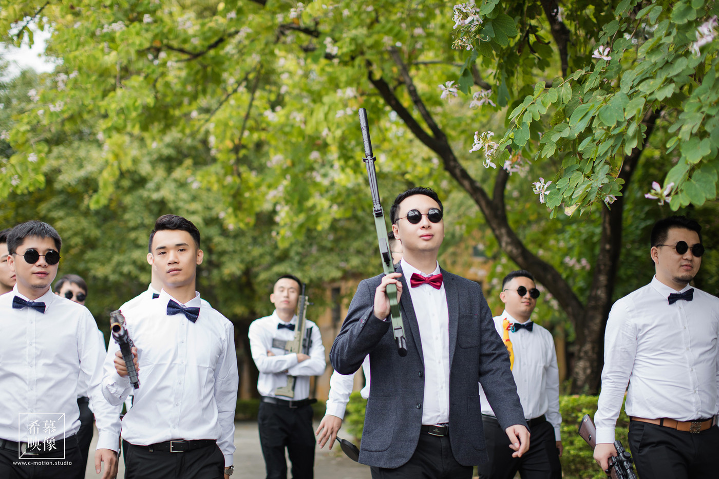 FX&YF's Wedding day37