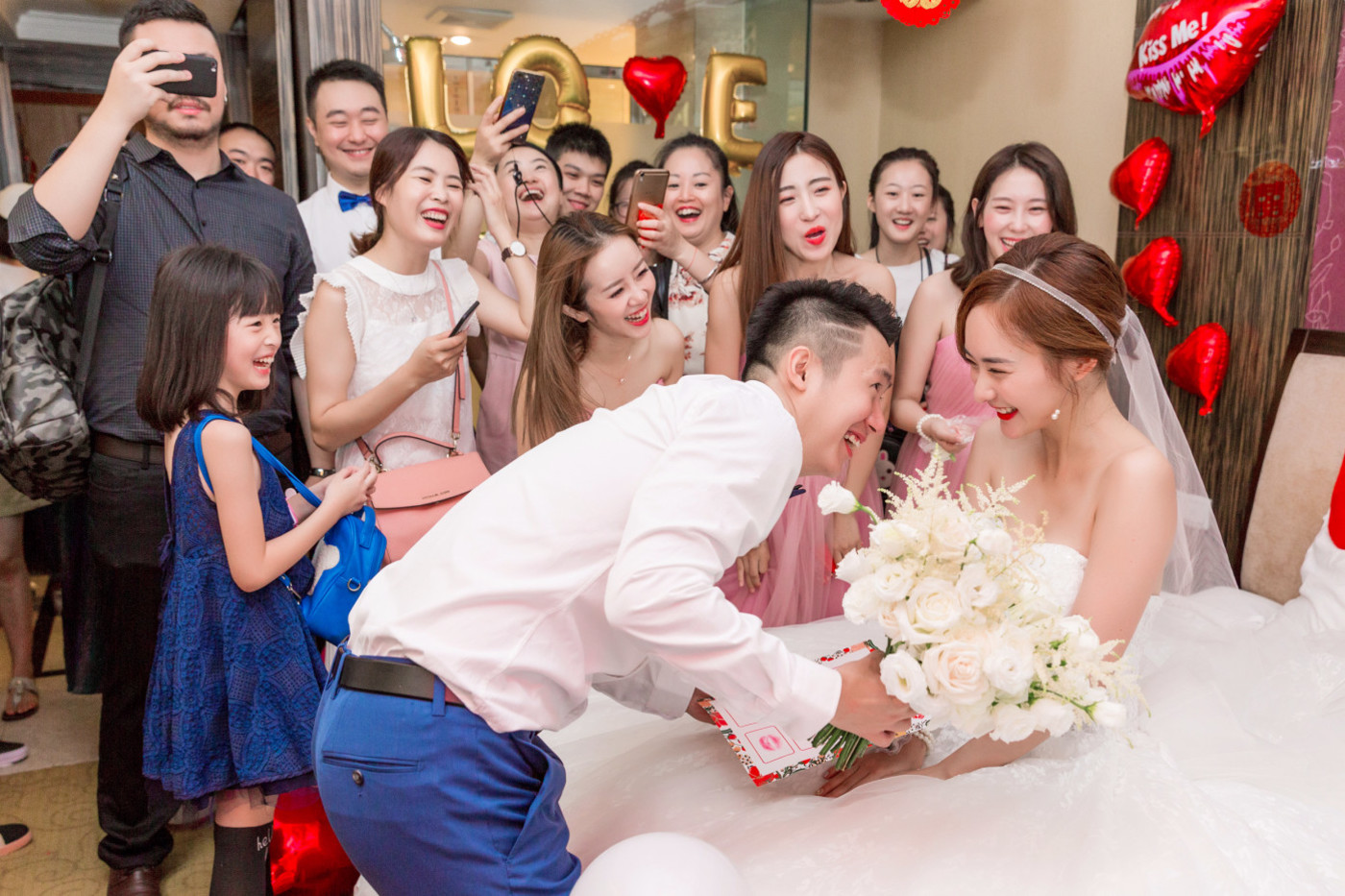 大美女的婚礼10