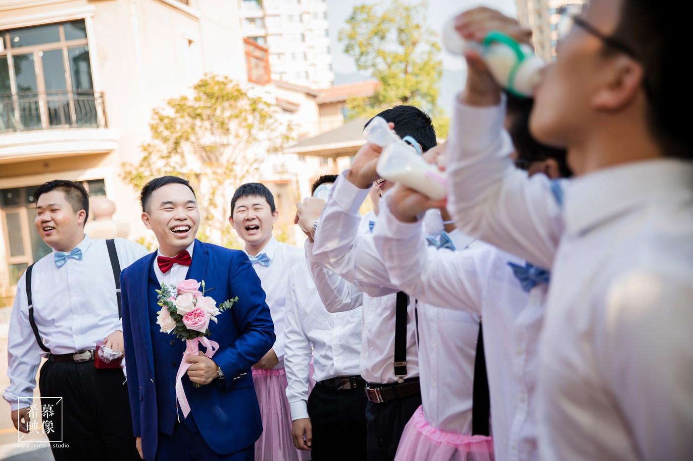 HY&Leo's Wedding day24