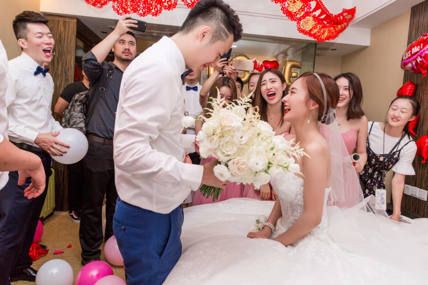 大美女的婚礼11