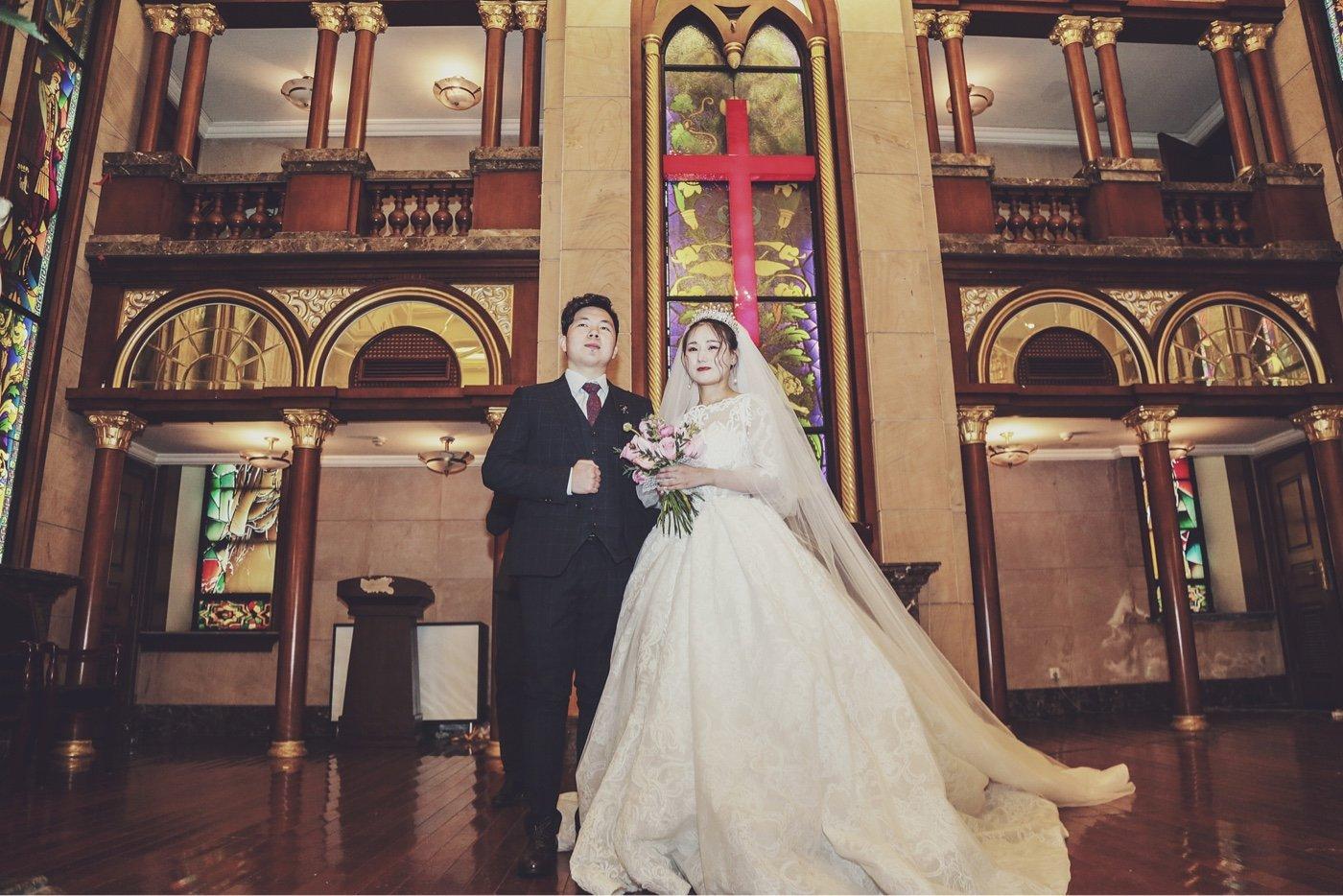 「Fantasy Wedding」&明珠教堂⛪8
