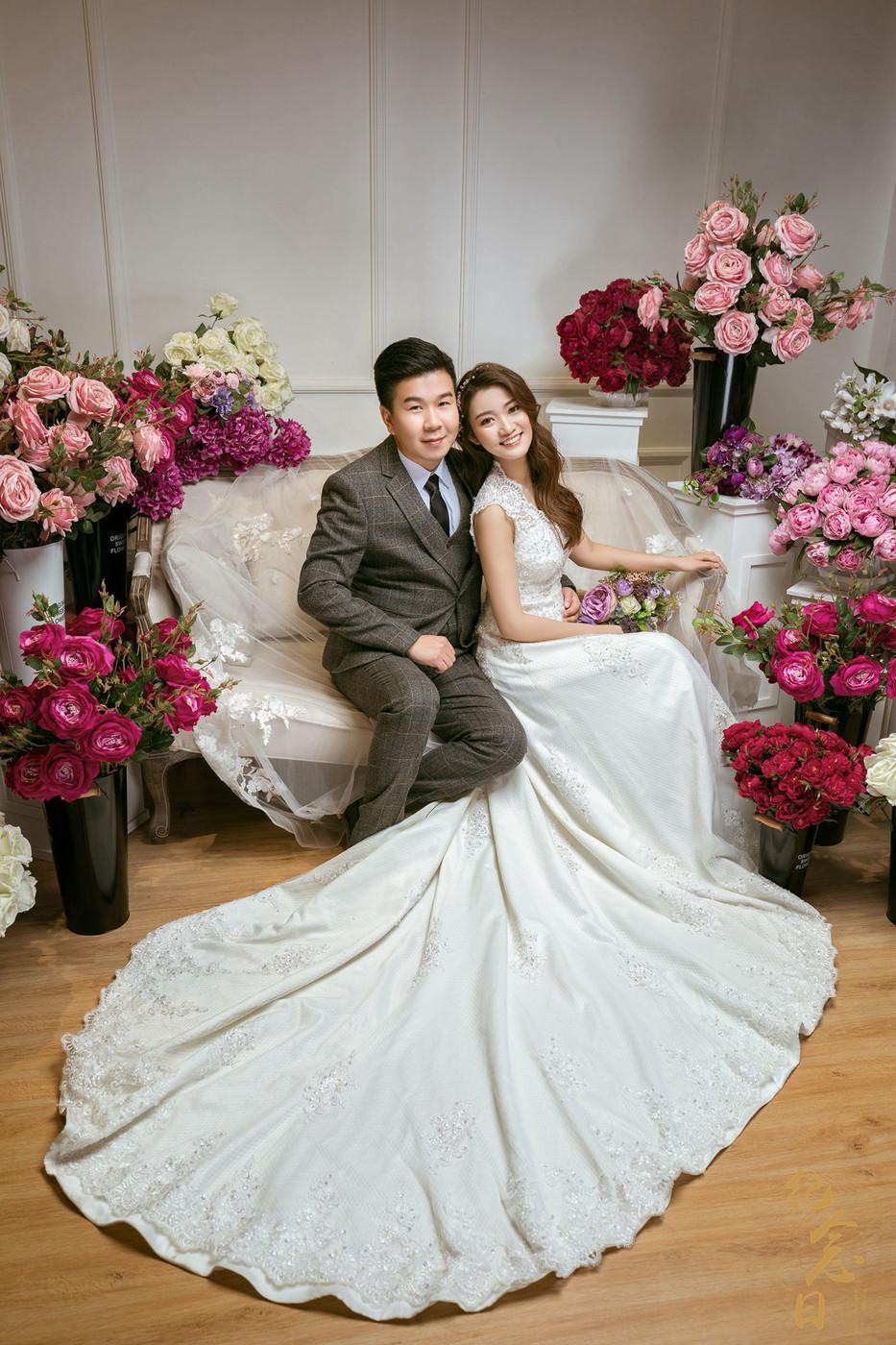 婚纱 | 康记&少媚7