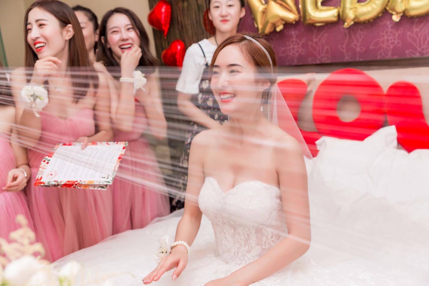 大美女的婚礼12