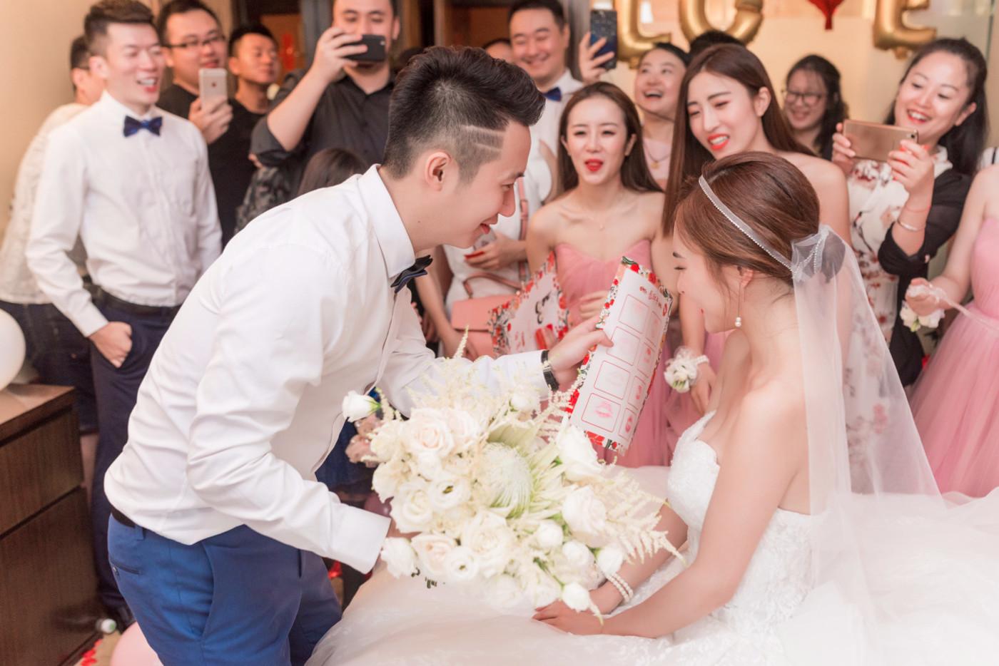大美女的婚礼17