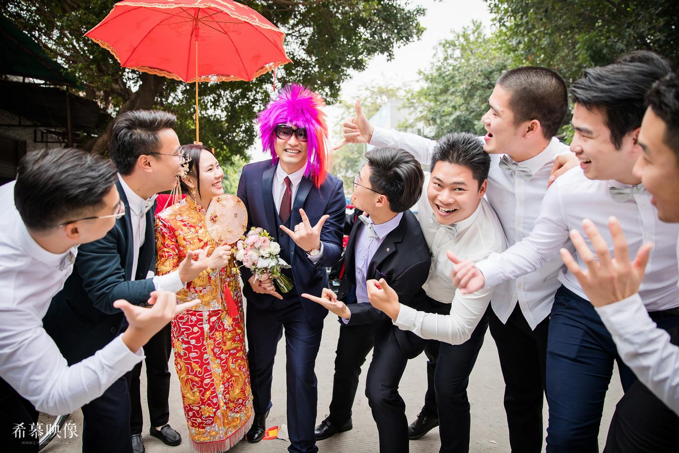 ZH&WX's Wedding Day57