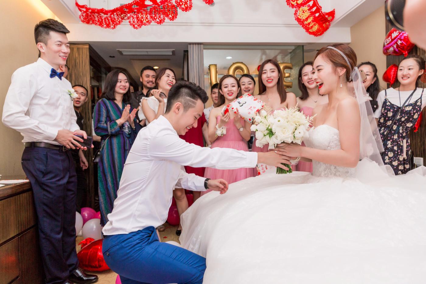大美女的婚礼18