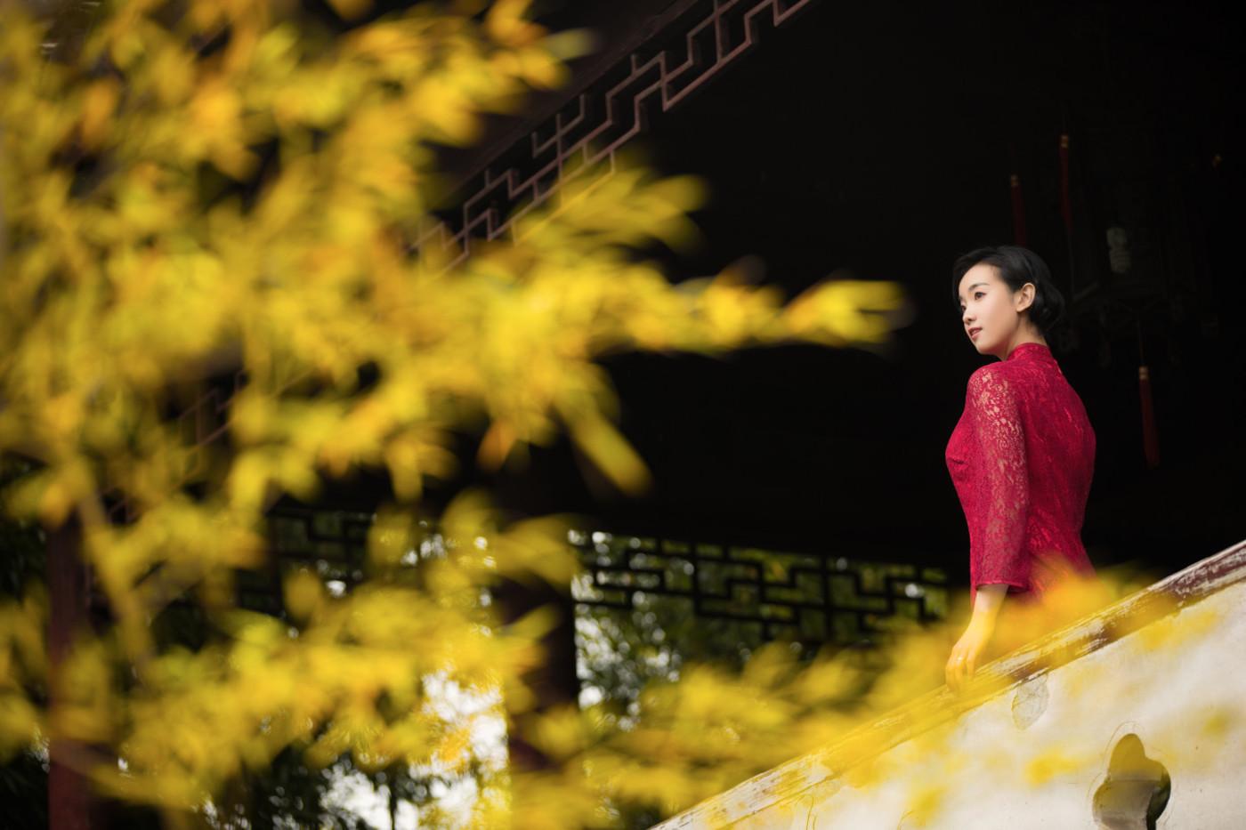 [KAI 旅行婚纱]姑苏城外,夜半钟声19