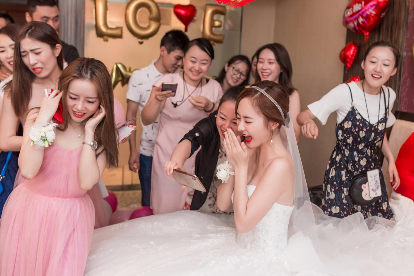 大美女的婚礼20