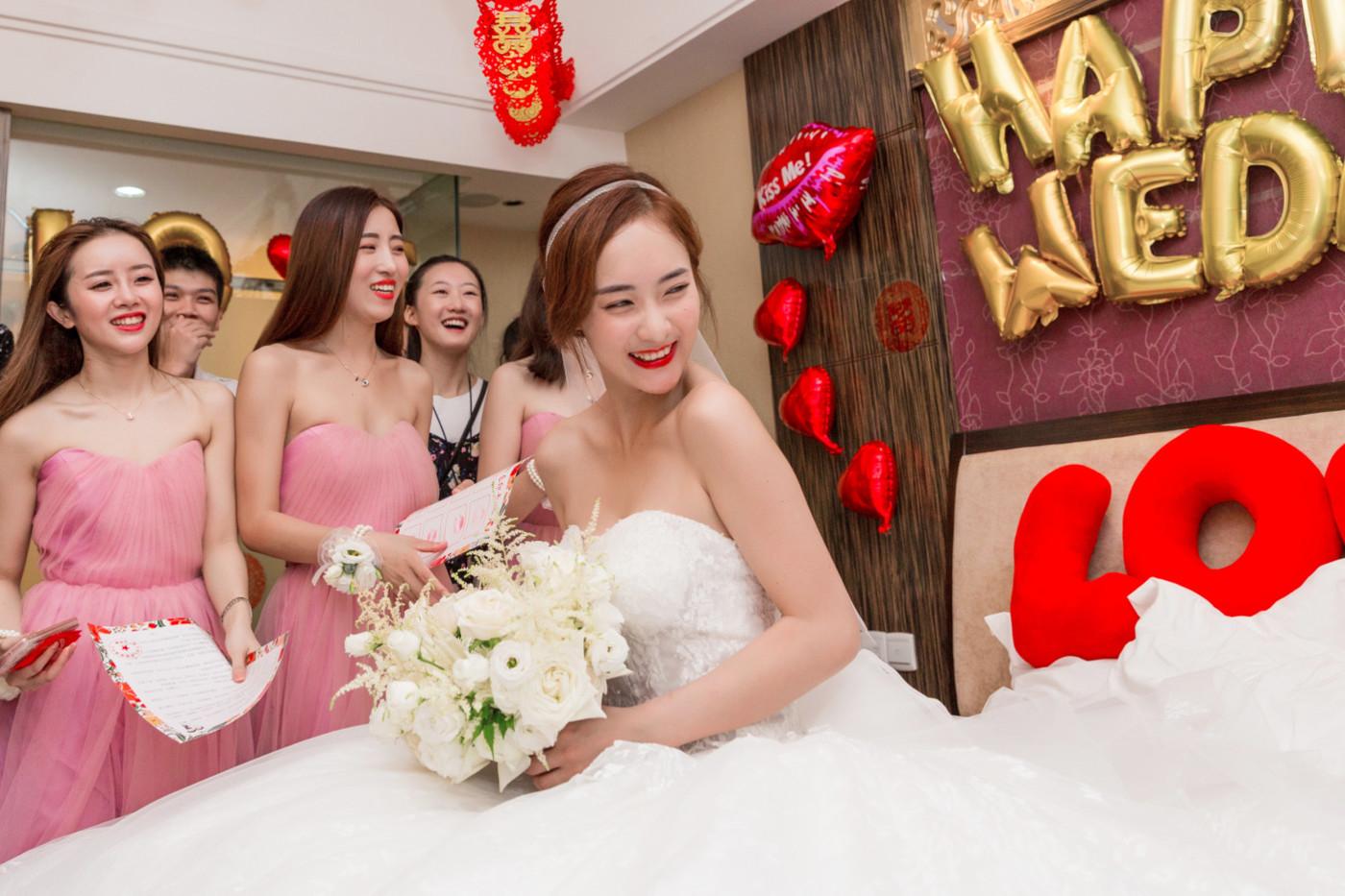 大美女的婚礼21
