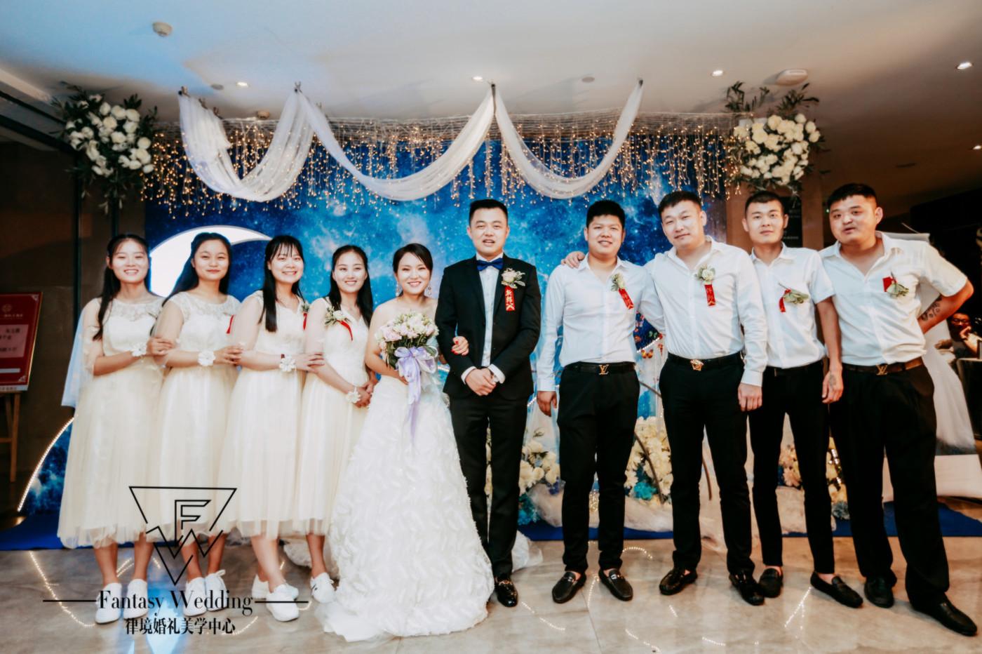 「律境婚礼」& 星空系列 S_Y10