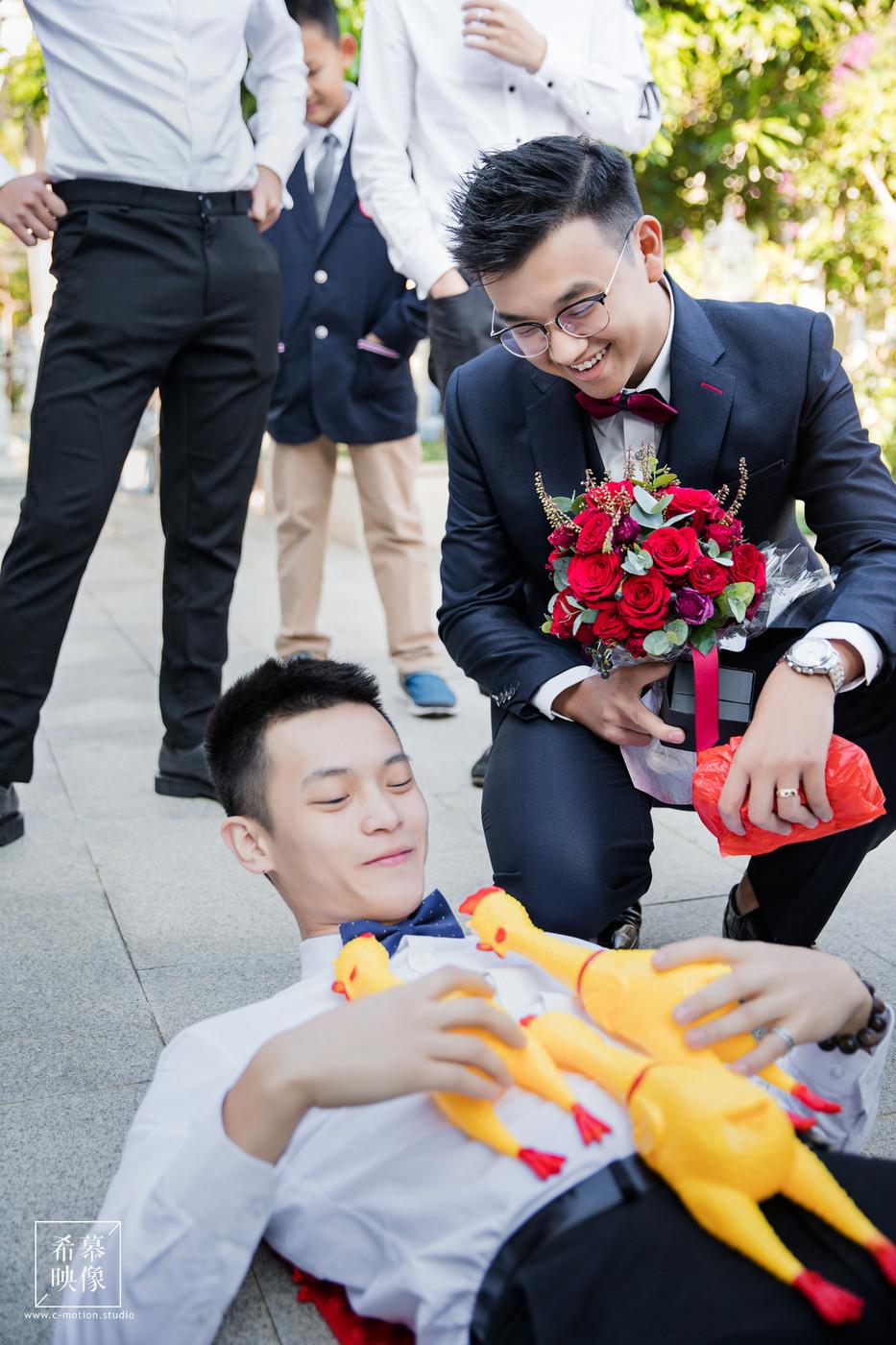 SH's Wedding day18