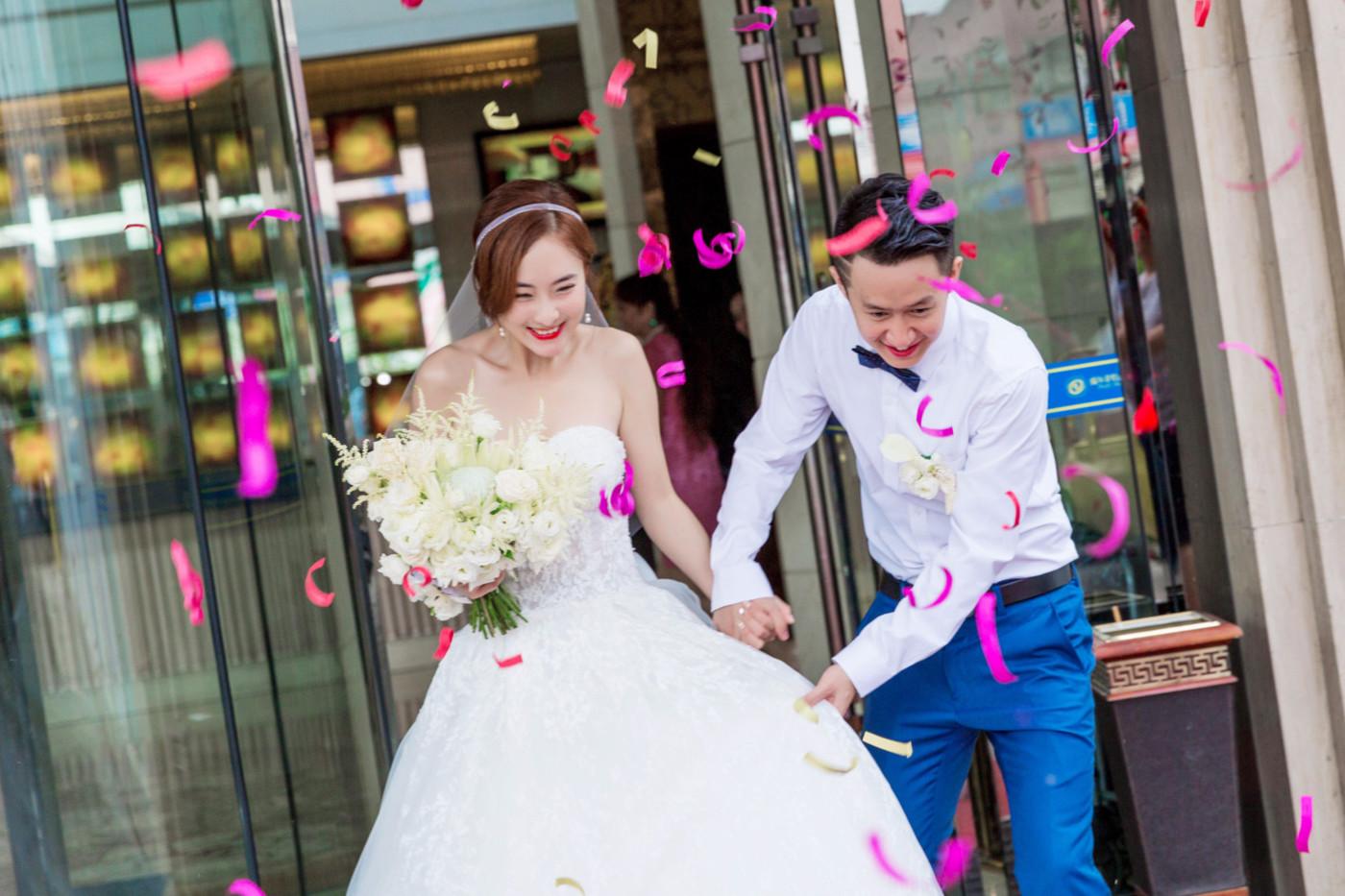 大美女的婚礼25