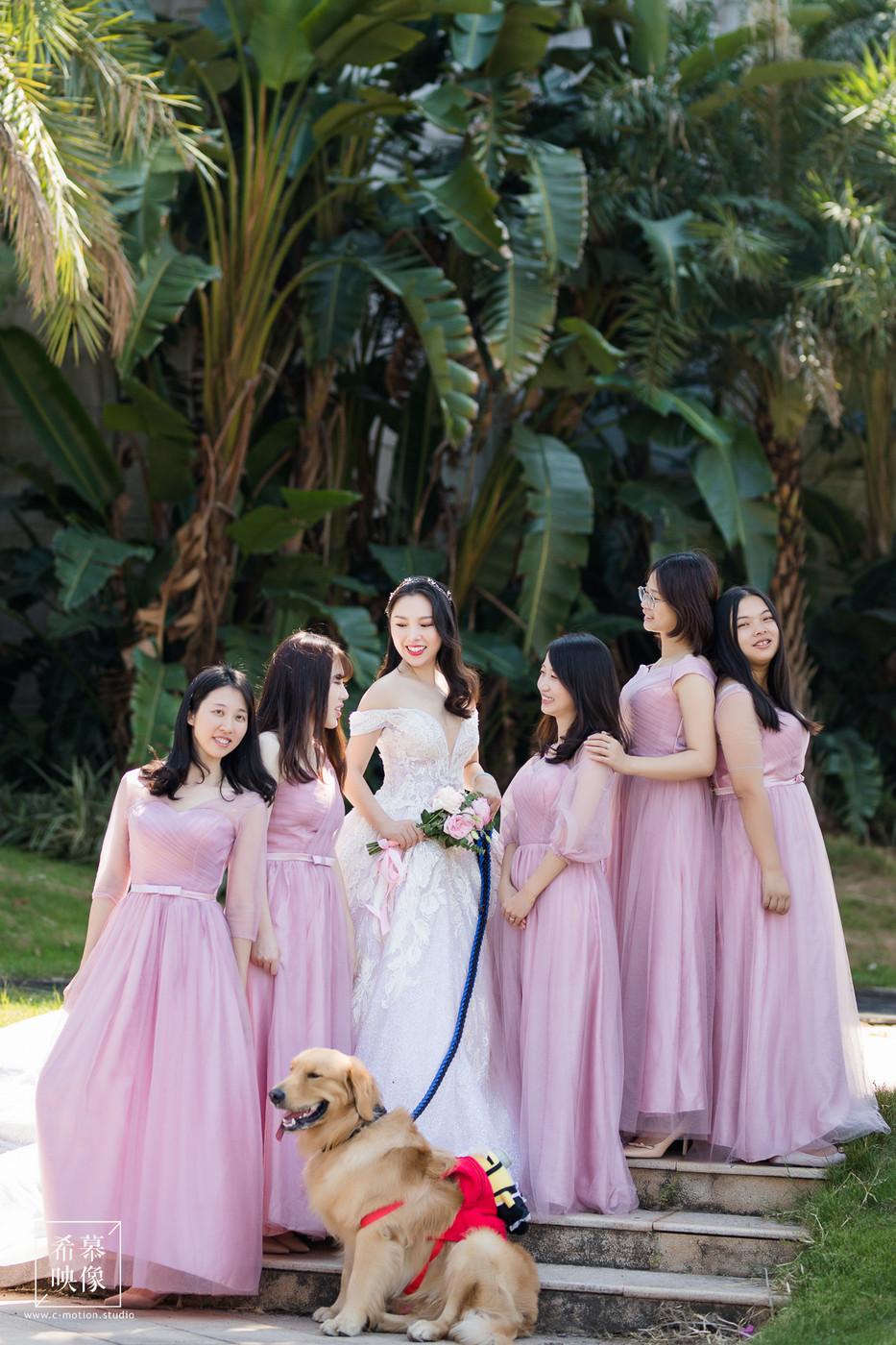 HY&Leo's Wedding day41