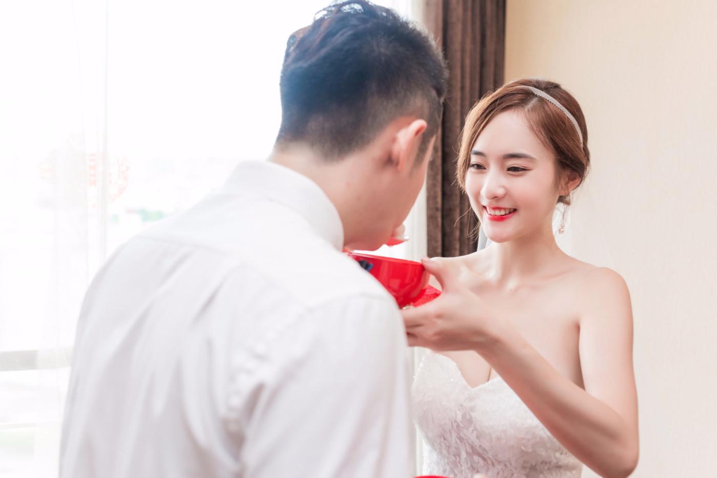 大美女的婚礼26