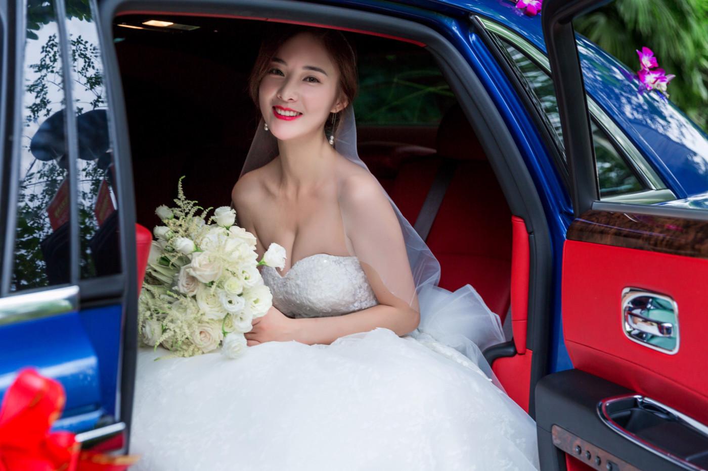 大美女的婚礼27
