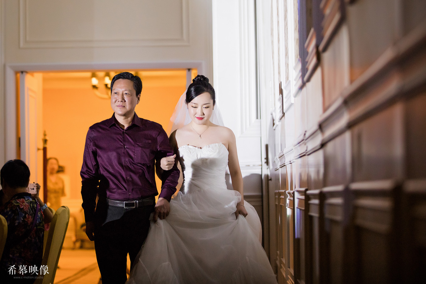 Dannie&Xu's Wedding day87