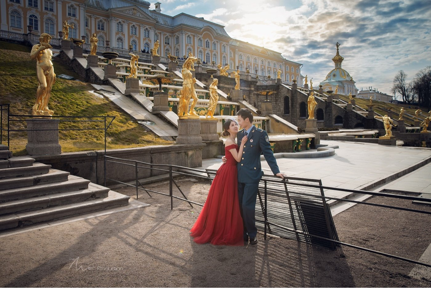 MoFoTo | 婚纱旅拍  圣彼得堡16