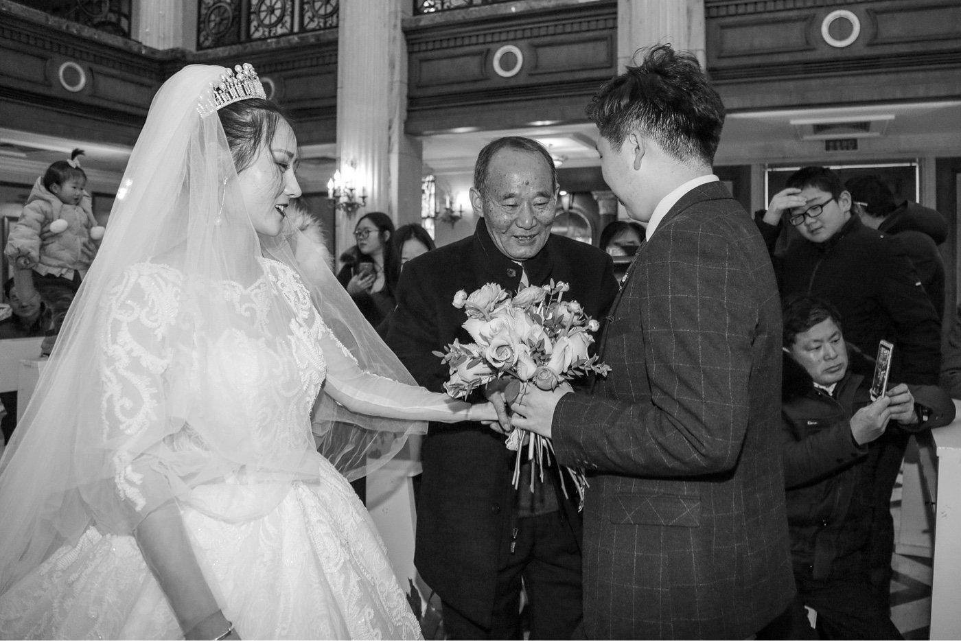 「Fantasy Wedding」&明珠教堂⛪12