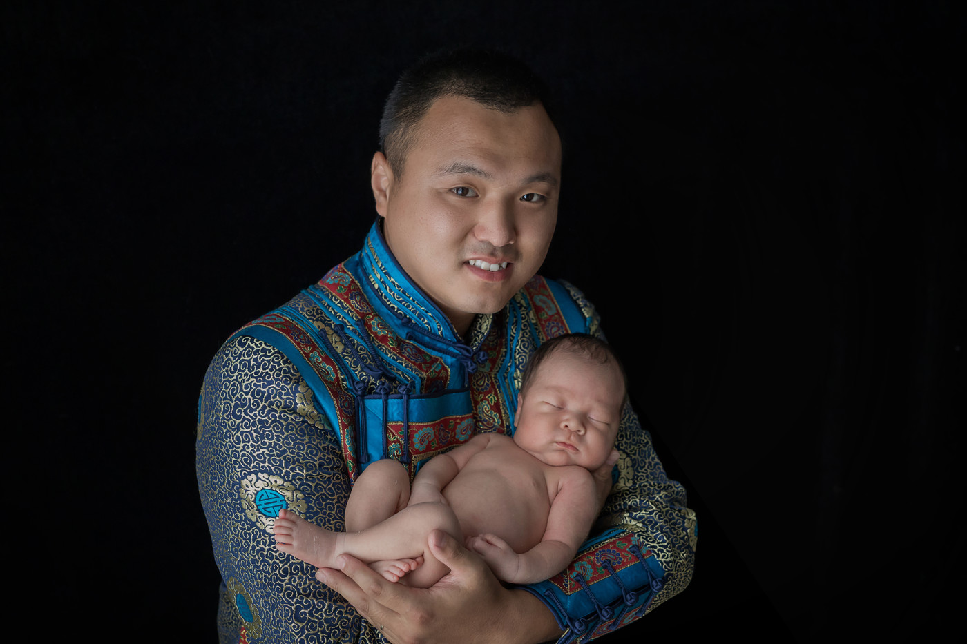 #蒙古族的宏格尔#新生儿客片欣赏20