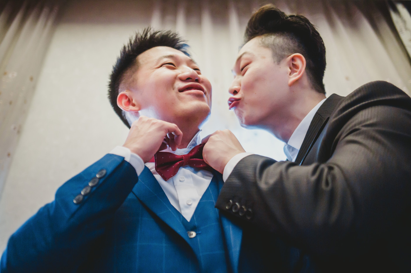 Ruan + Dai Wedding8