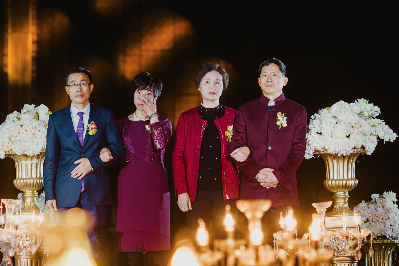 Mr. & Mrs. Zhang36