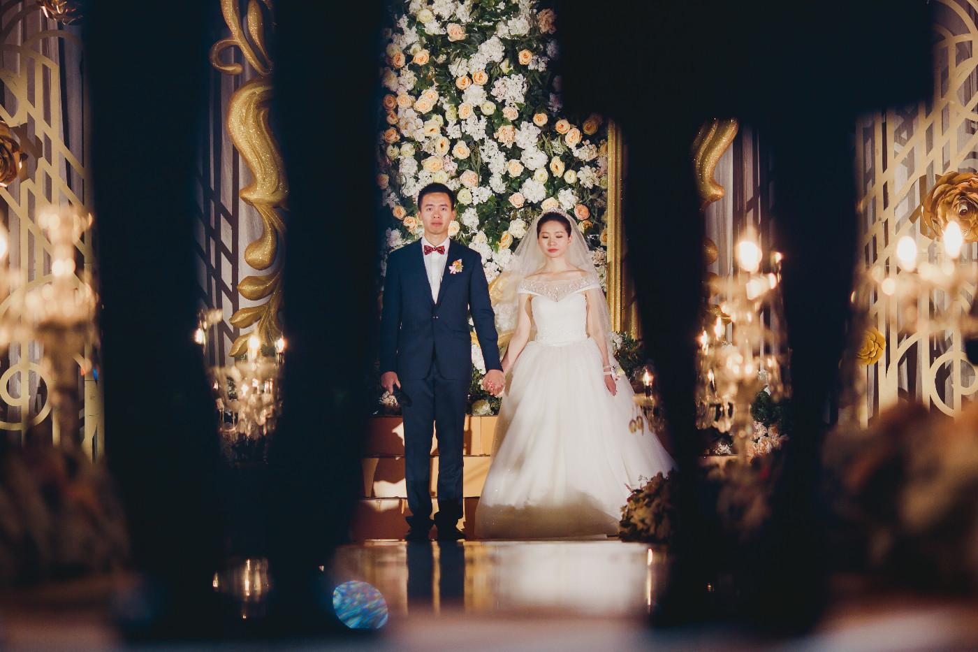 Mr. & Mrs. Zhang35