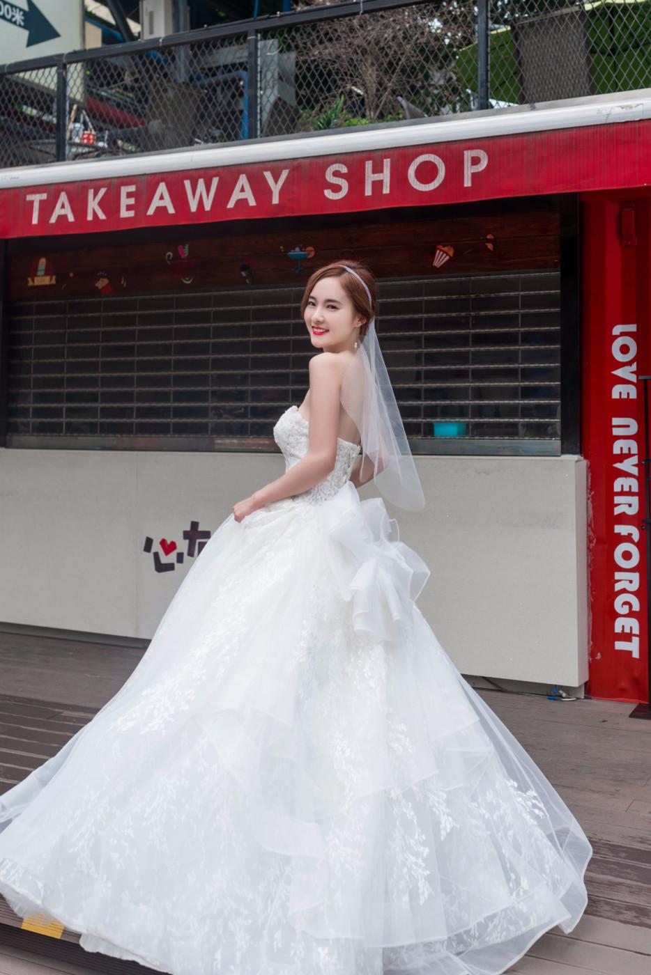 大美女的婚礼33