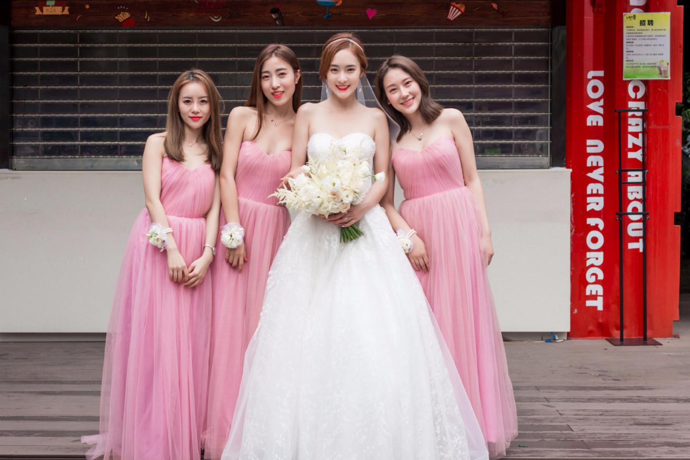 大美女的婚礼36