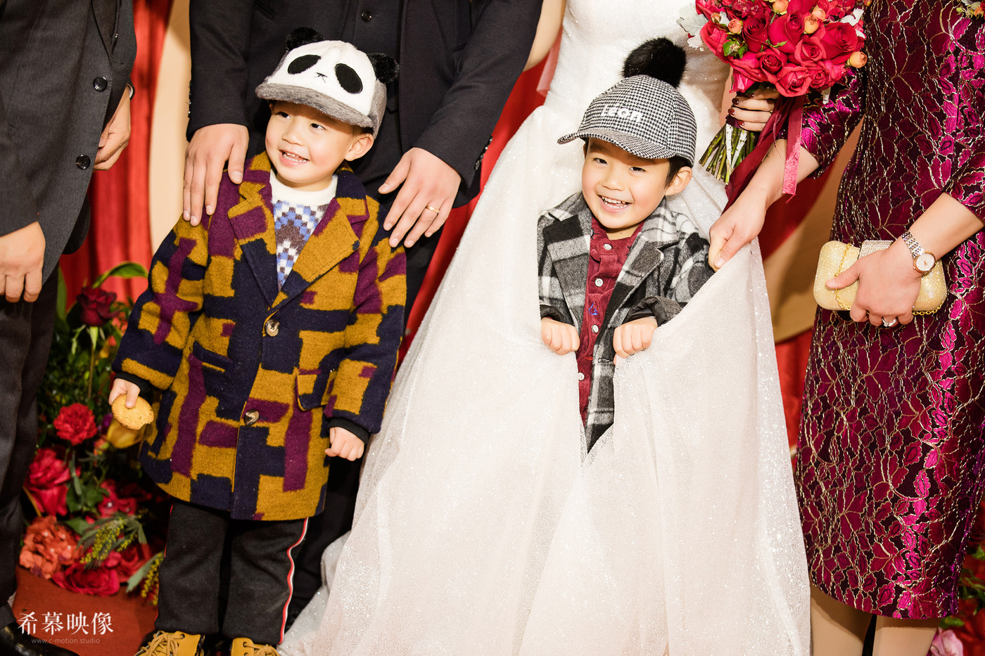 ZH&WX's Wedding Day80